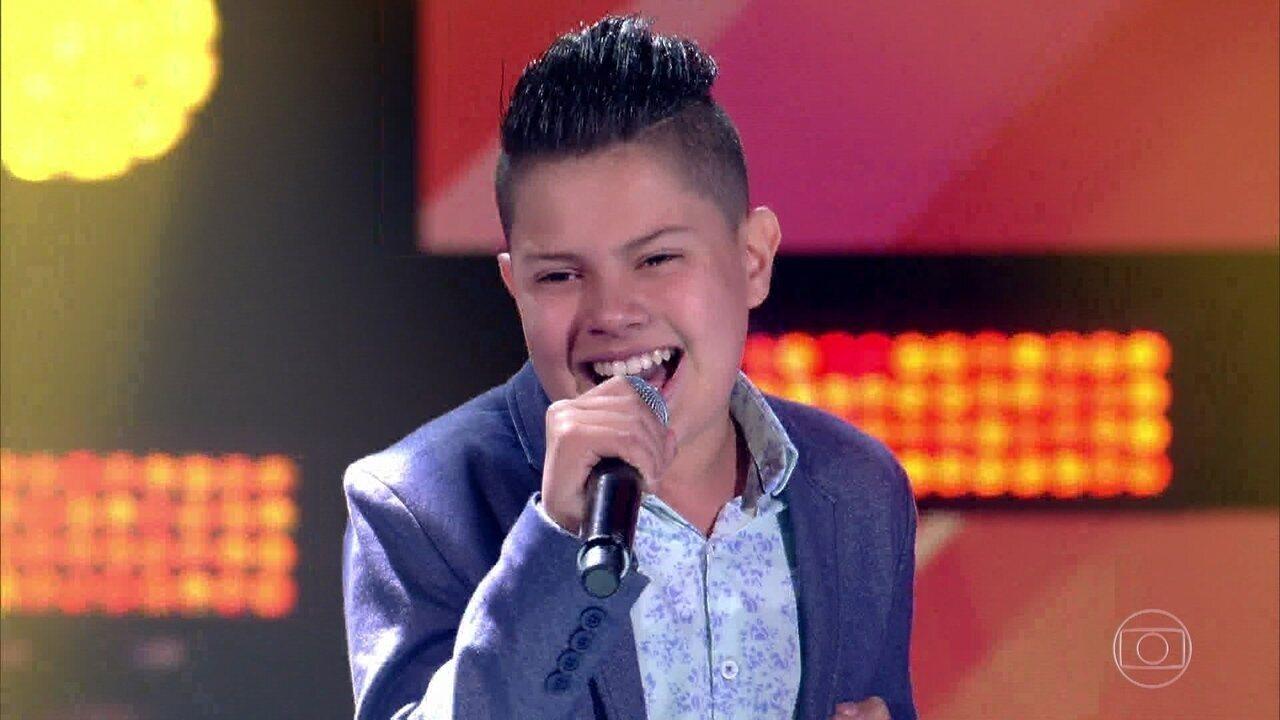 Nicolas Gabriel canta 'Mala'