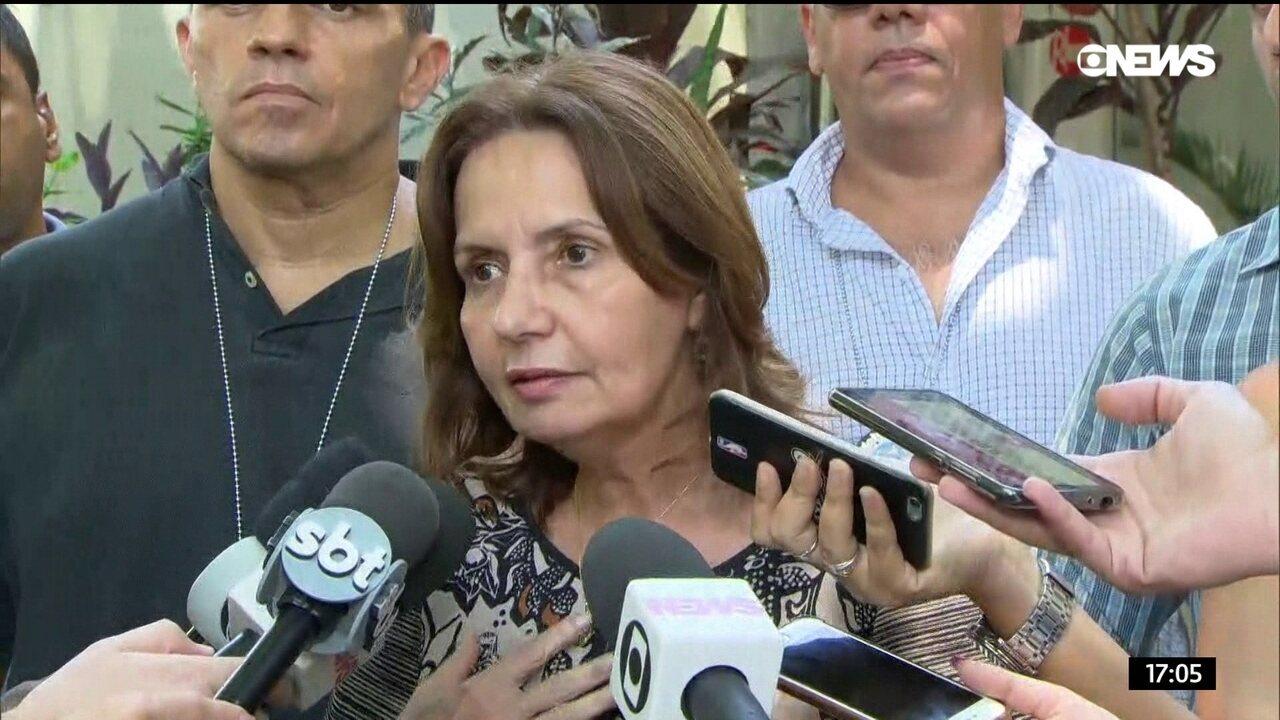 Polícia Civil do Rio de Janeiro investiga tiros no carro da deputada Martha Rocha
