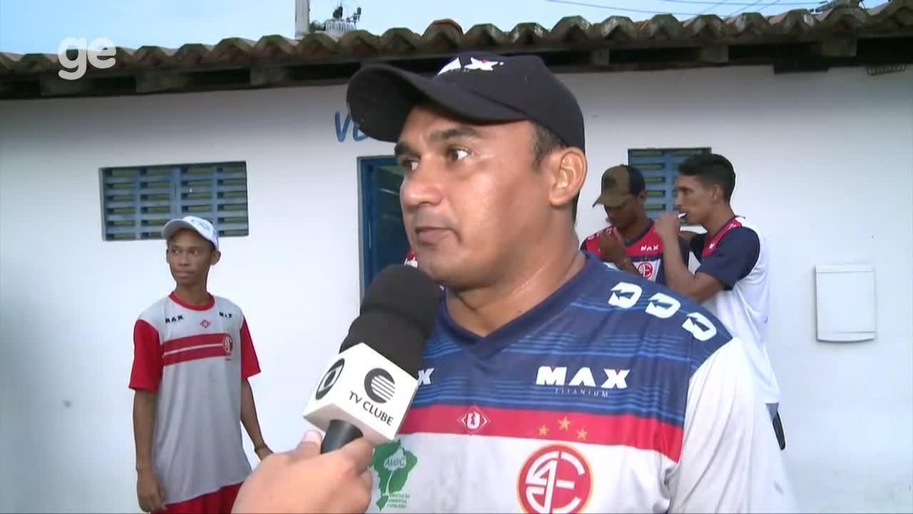 Técnico do 4 de Julho avalia vitória em amistoso contra o Parnahyba