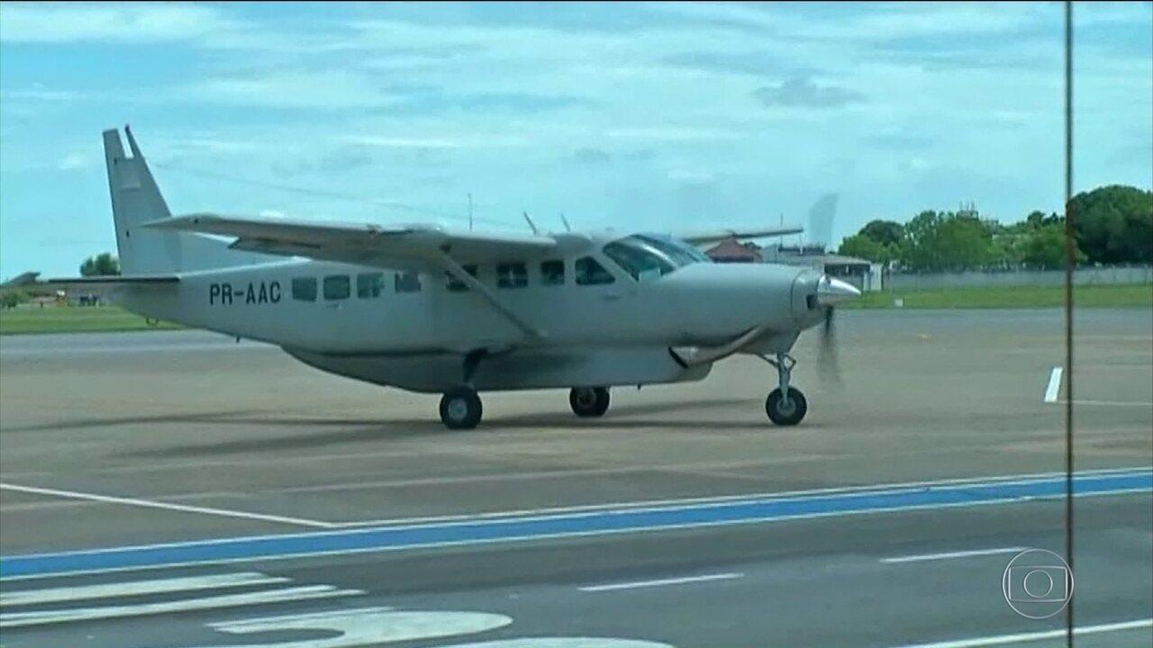 Governo brasileiro chegou a enviar avião para trazer Cesare Battisti
