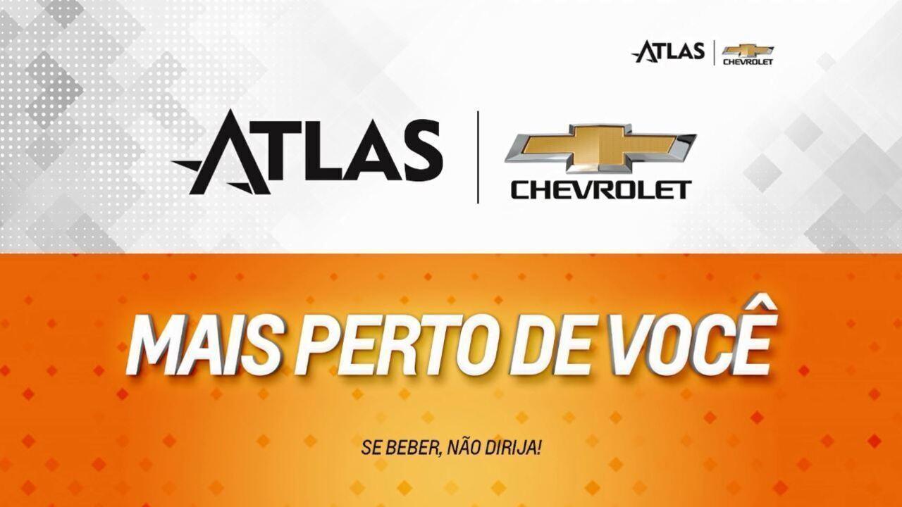 Informe Publicitário- Atlas Chevrolet