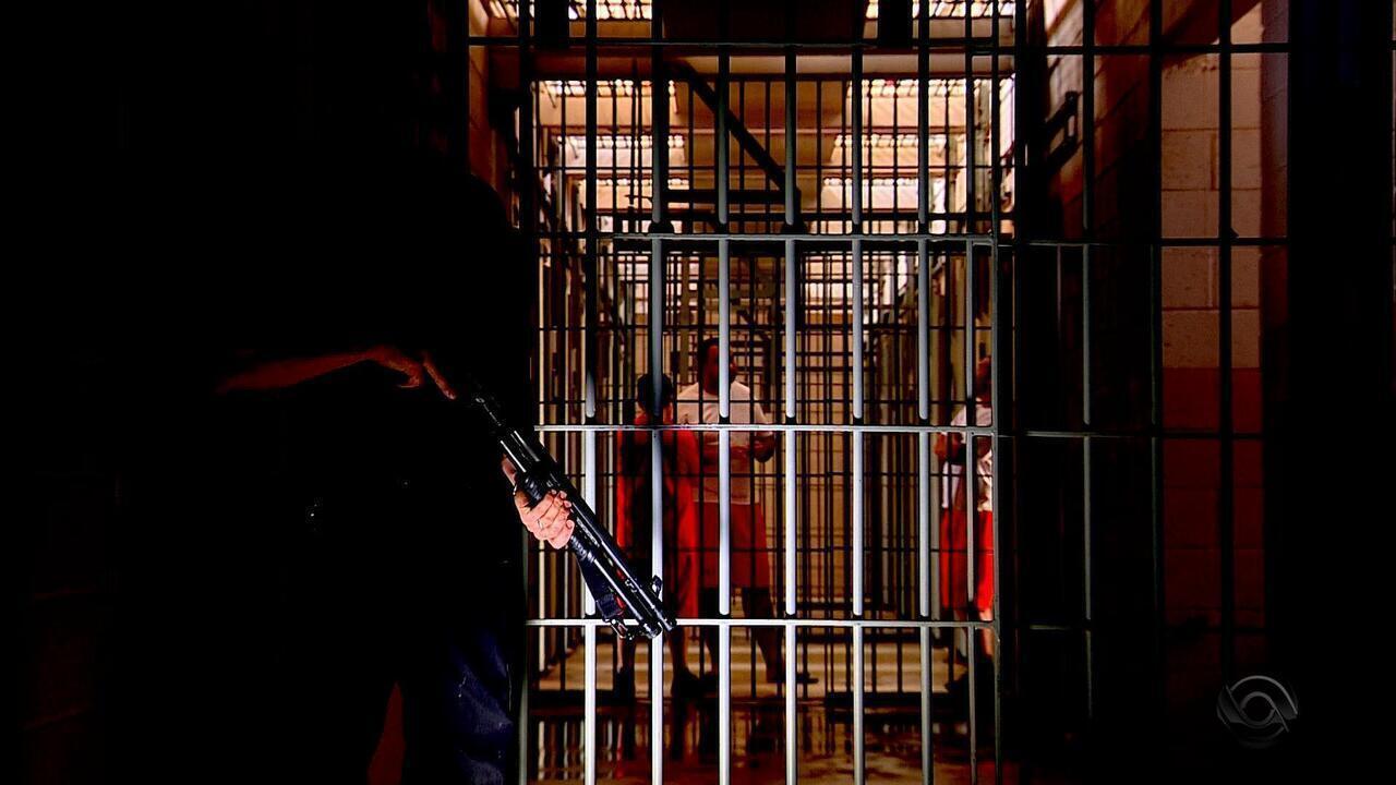 Gravações levantam suspeitas de corrupção entre carcereiros do Presídio de Passo Fundo