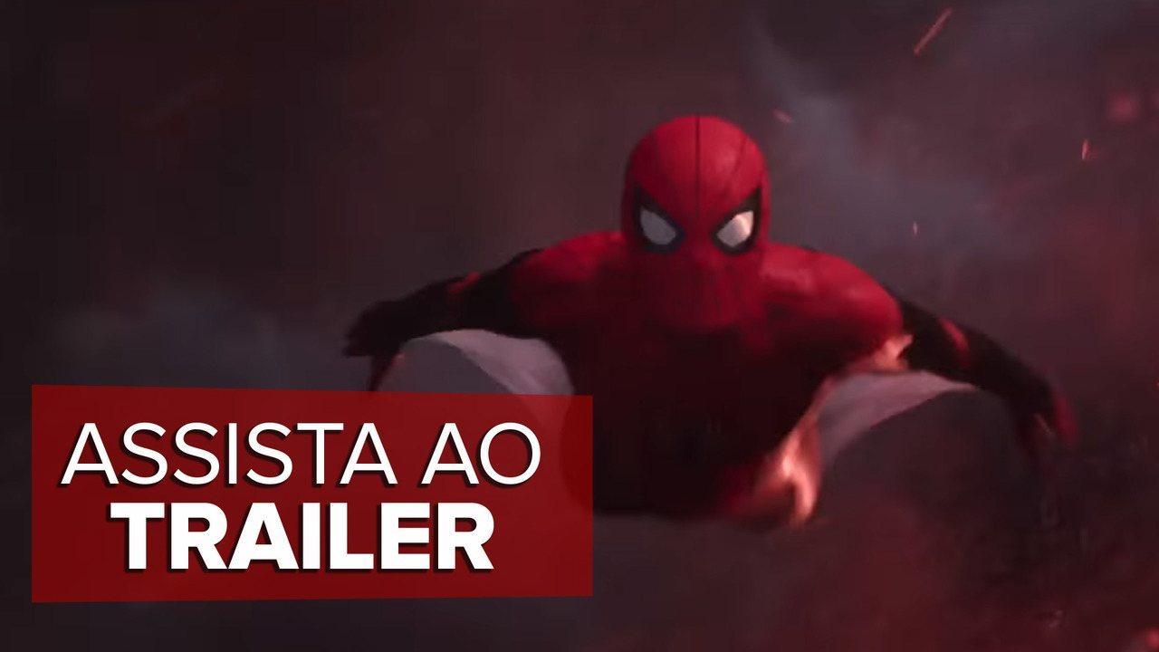 Trailer de 'Homem-Aranha: Longe de Casa'