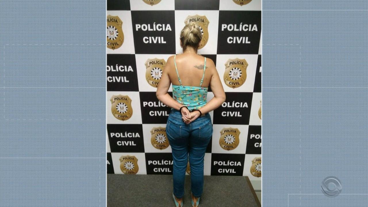 Mulher é presa após forjar sequestro em Viamão e pedir R$ 300 mil de resgate ao marido