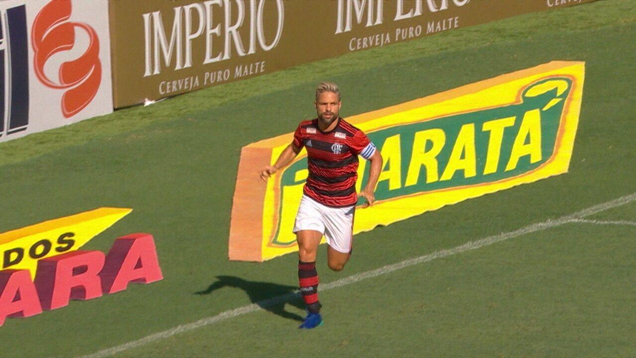 5b2c0e1ccef9f Melhores momentos de Flamengo 2 x 1 Bangu pelo Campeonato Carioca