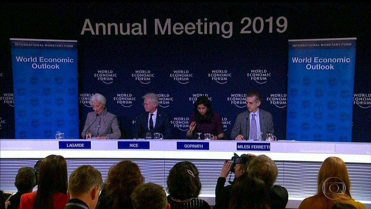 Bolsonaro já está na Suíça para Fórum Econômico Mundial