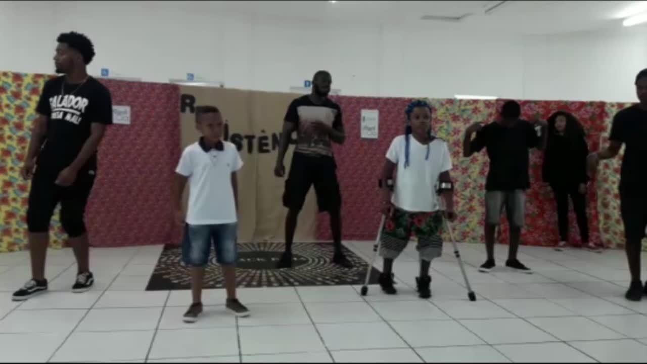 Kewin Ribeiro no hip hop