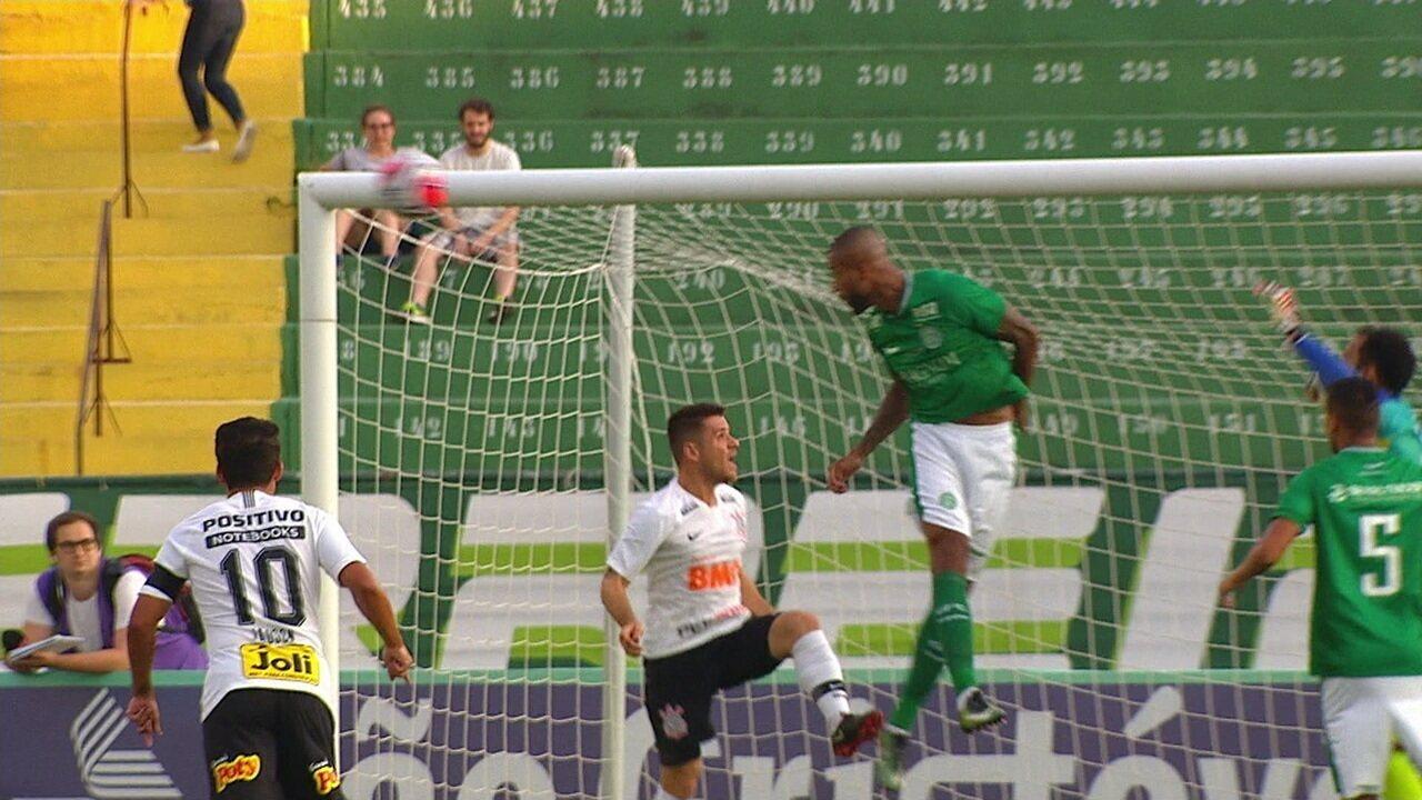 Melhores momentos: Guarani 2 x 1 Corinthians pela 2ª rodada do Campeonato Paulista