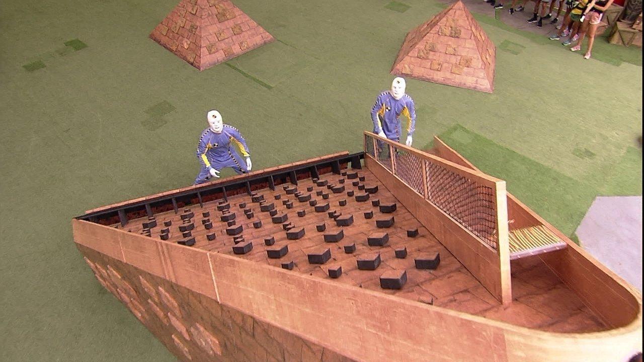 Entenda a Prova do Anjo Pirâmide BBB