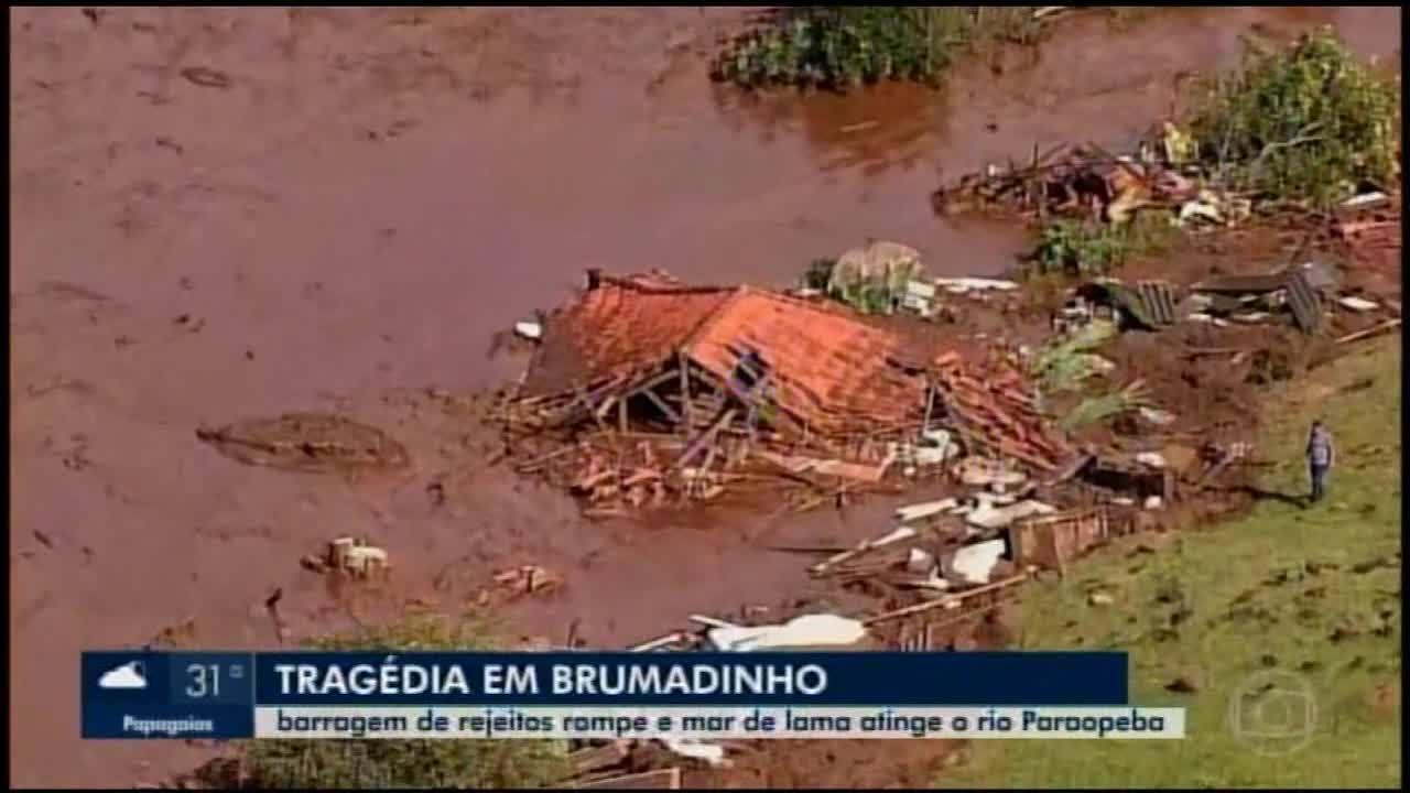 Municípios banhados pelo Rio Paraopeba monitoram impactos do rompimento de barragens