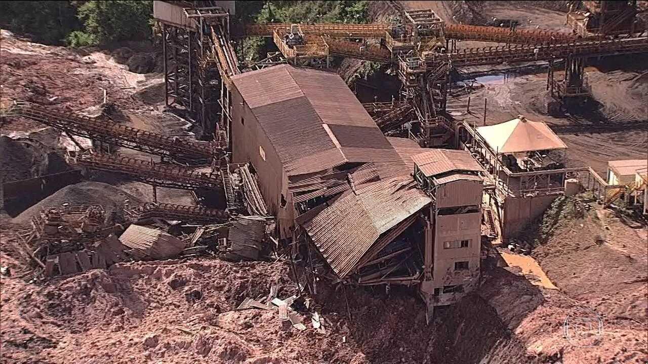 Resultado de imagem para barragem de rejeitos brumadinho