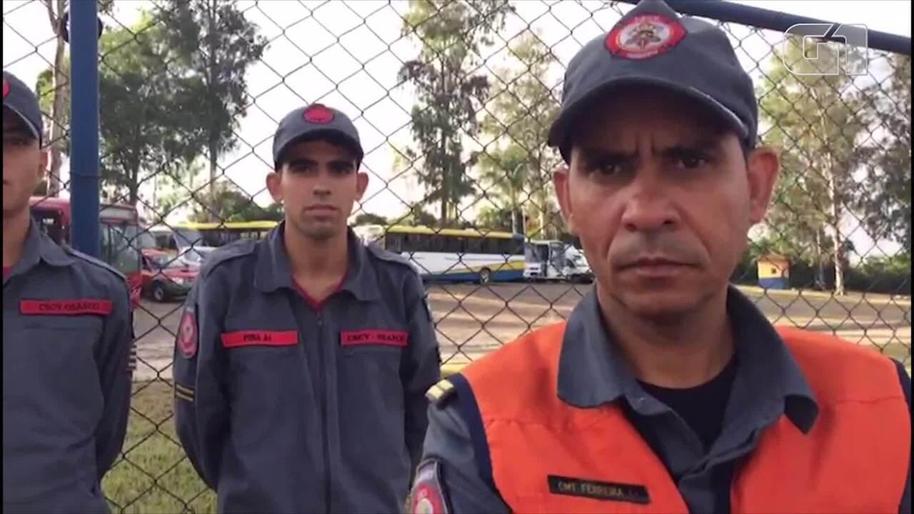 Bombeiro que atuou na tragédia na Região Serrana do RJ se voluntaria em Brumadinho
