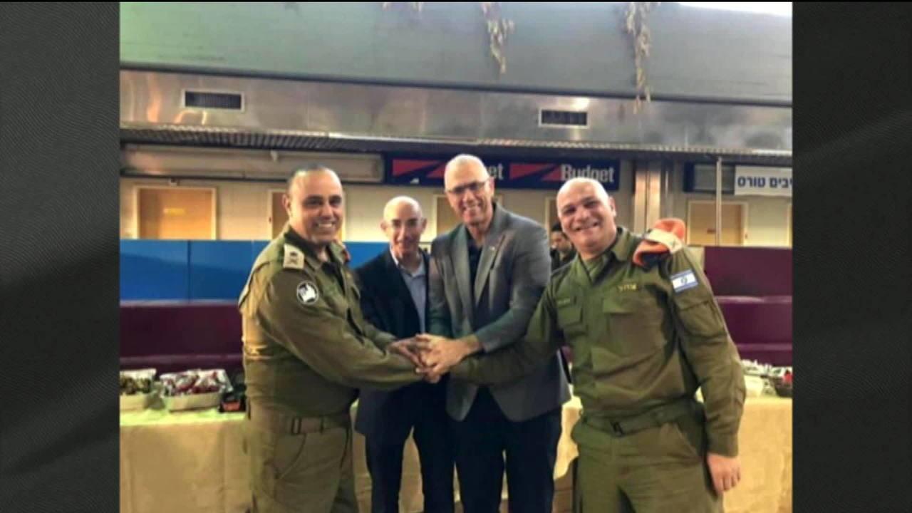 Militares de Israel embarcam para ajudar em Brumadinho