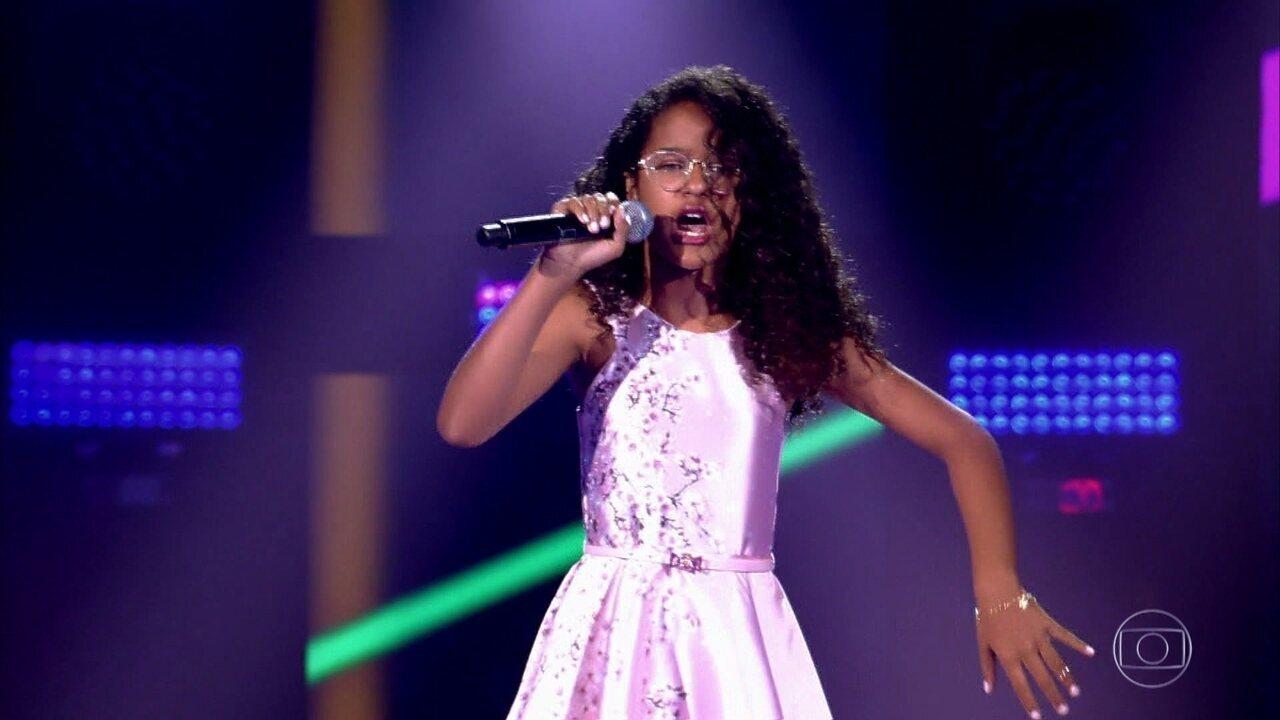 Marianna Araujo canta 'Meu Ébano'