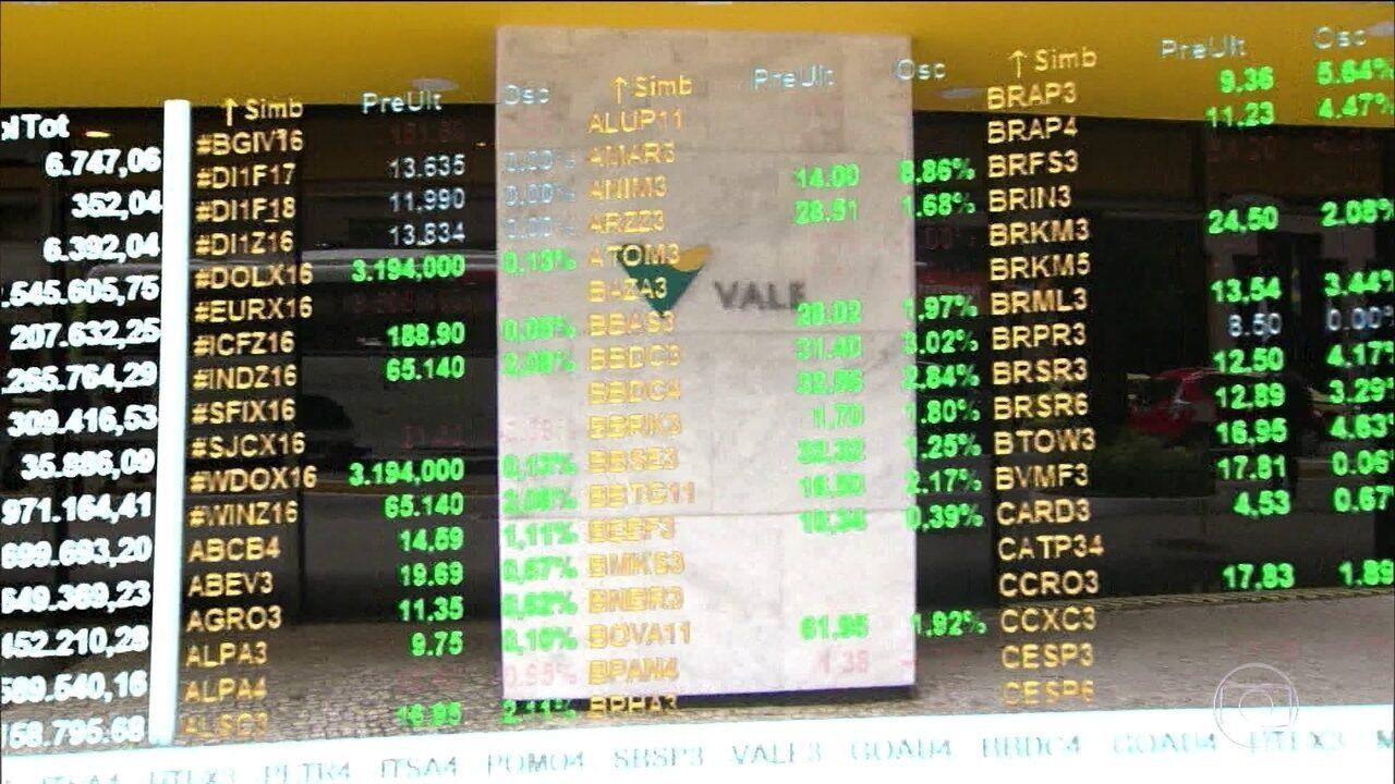Vale tem a maior queda já registrada num só dia por uma empresa brasileira no mercado