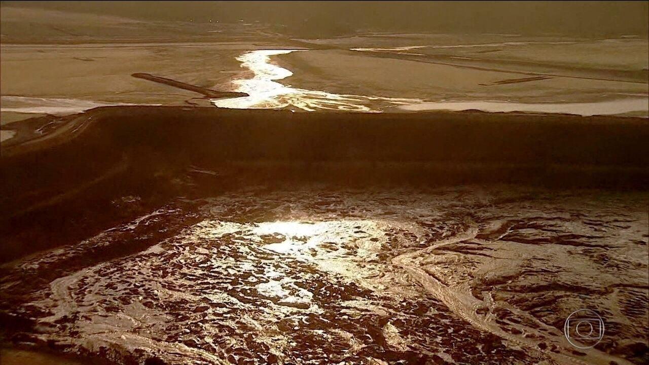 Reaproveitar rejeitos da mineração poderia acabar com as barragens