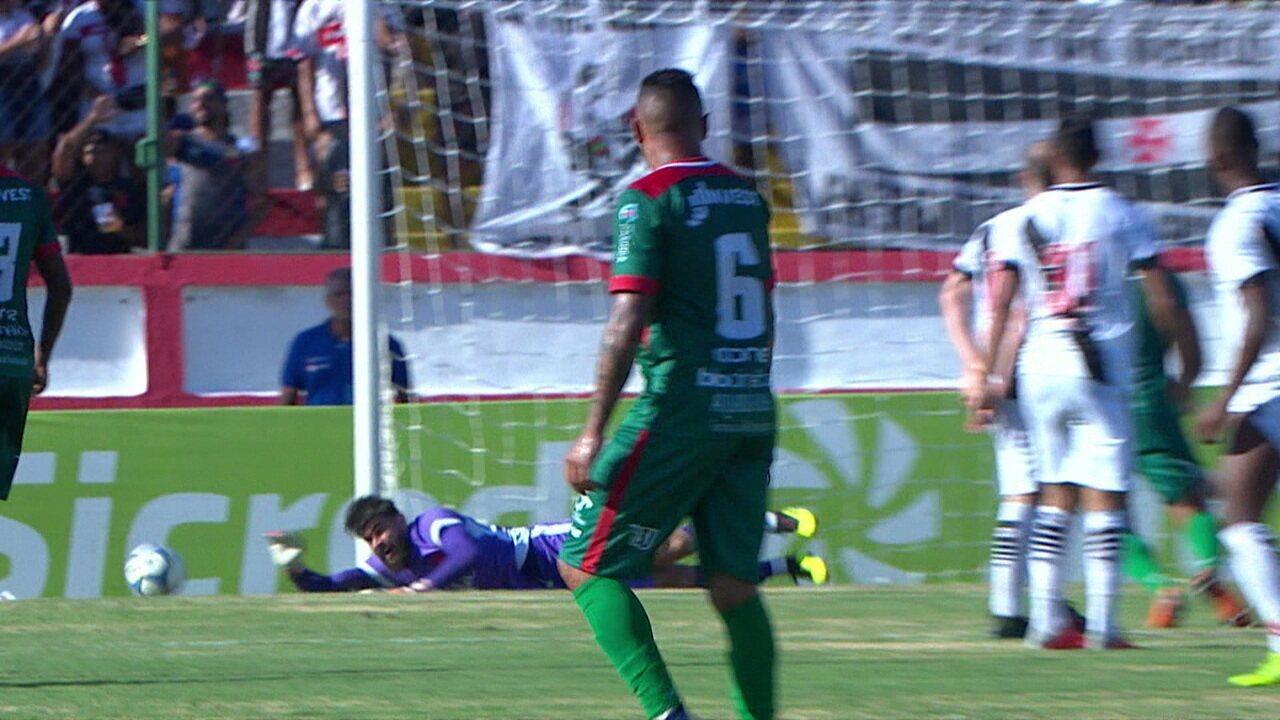 Melhores momentos: Portuguesa 0 x 1 Vasco pela 4ª rodada do Campeonato Carioca