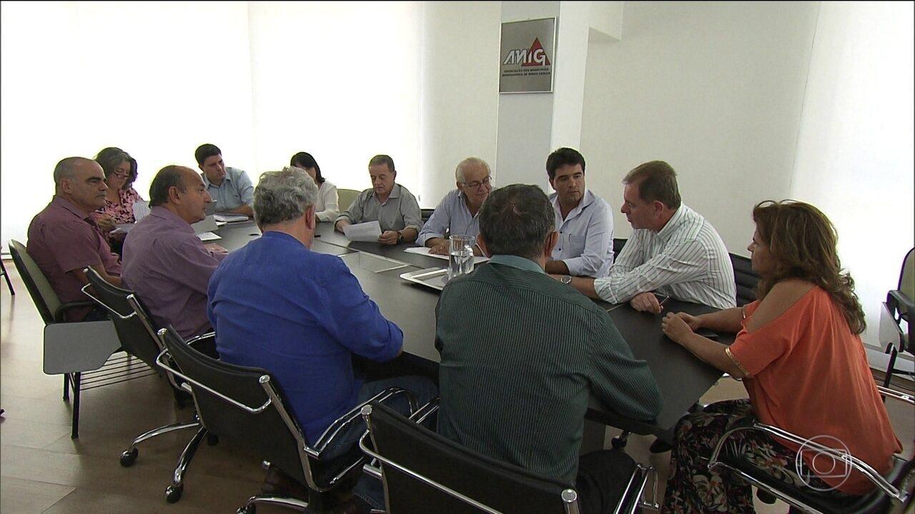 Prefeitos temem perda de royalties com paralisação de mineração em MG
