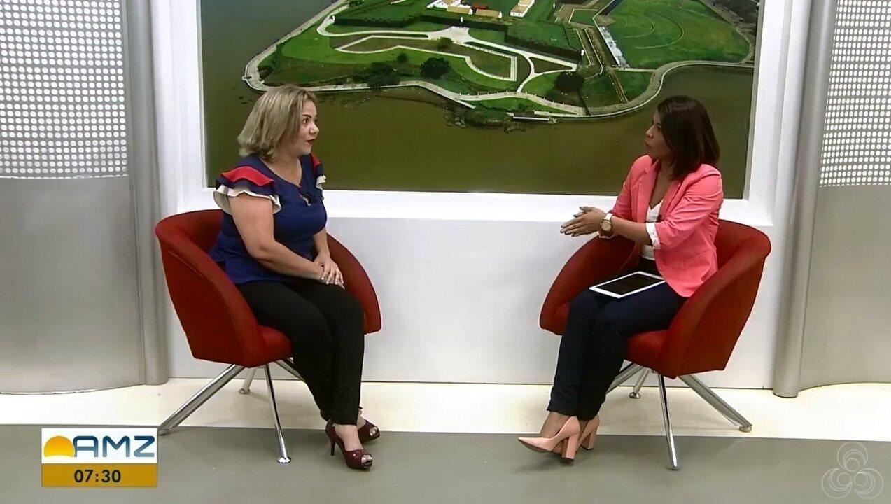 Secretária adjunta de saúde, Hely Góes, fala sobre ações para evitar lotação e falta de remédios no HE