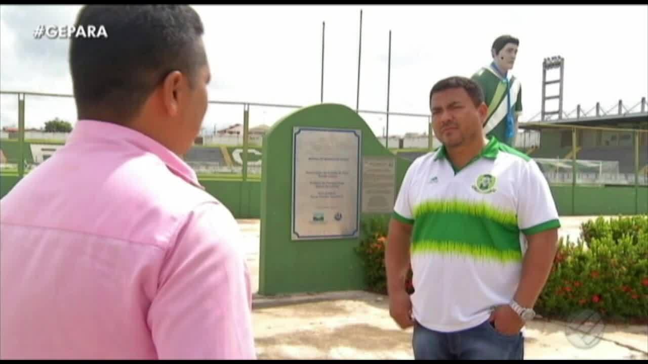 Jogadores mantém greve no Paragominas e clube pede a ajuda da torcida