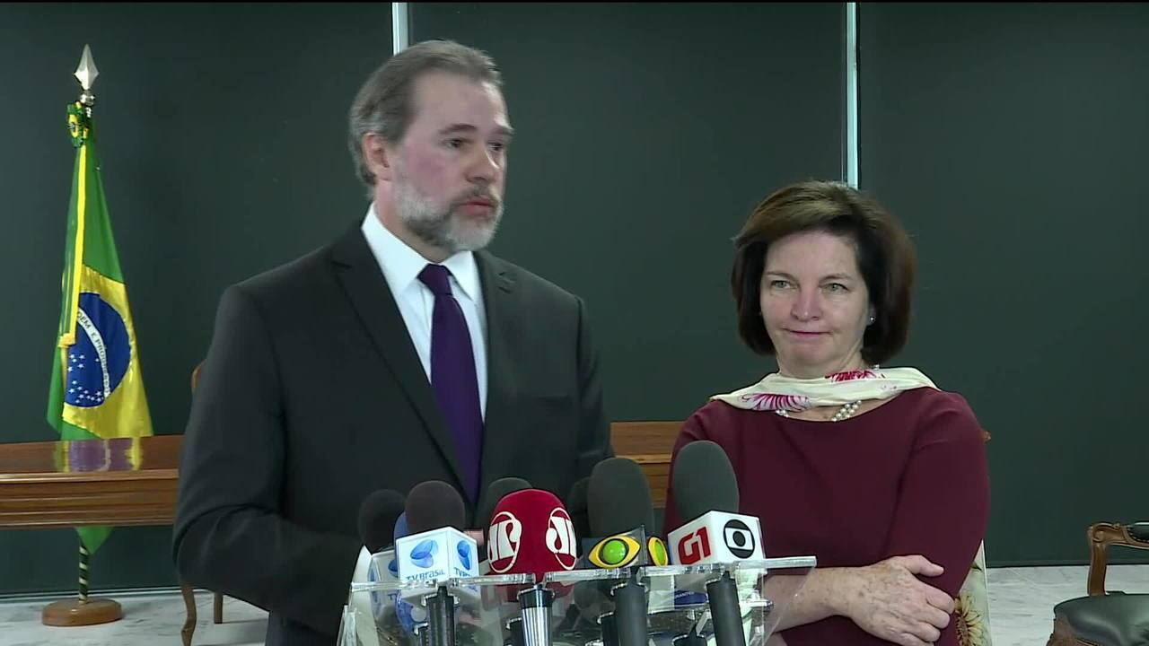 Dias Toffoli e Raquel Dodge falam sobre medidas a serem tomadas após Brumadinho