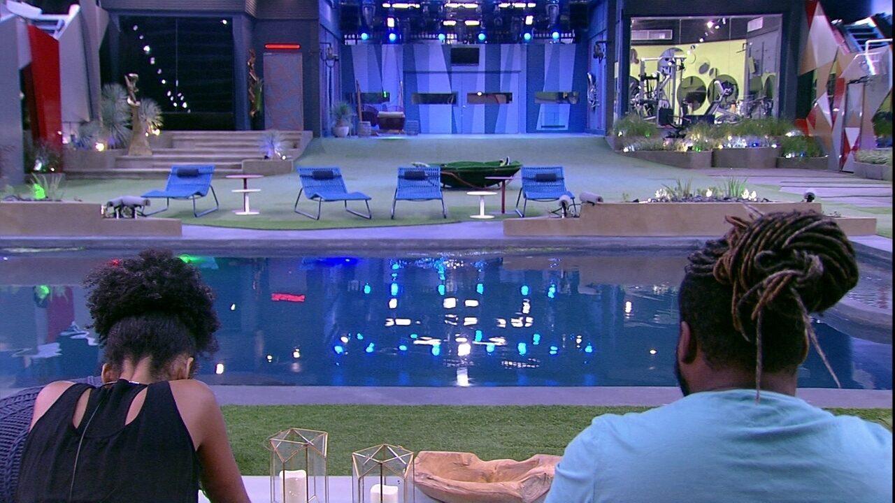 Rodrigo e Gabriela observam Danrley: 'Meninão'
