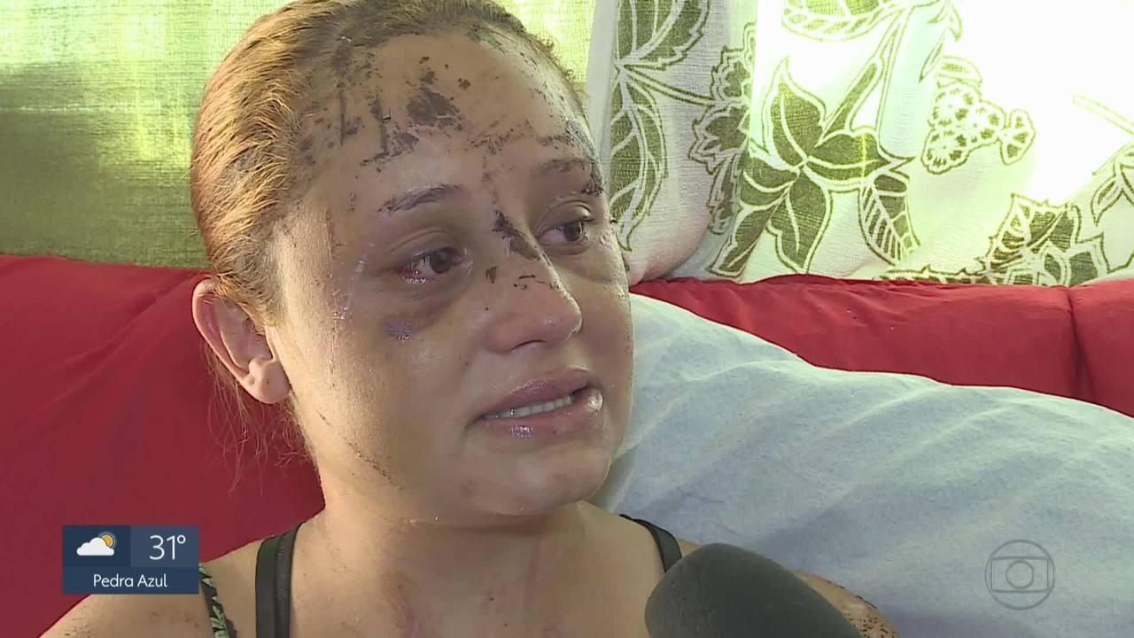 'A única coisa que queria era ter minha família', diz sobrevivente de Brumadinho