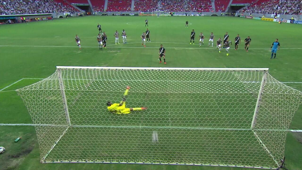 O gol de Vasco 1 x 0 Fluminense pelo Campeonato Carioca 2019