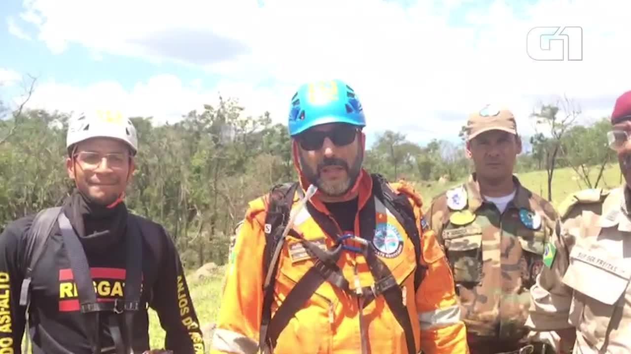 Voluntários de vários estados e países ajudam sobreviventes e moradores de Brumadinho