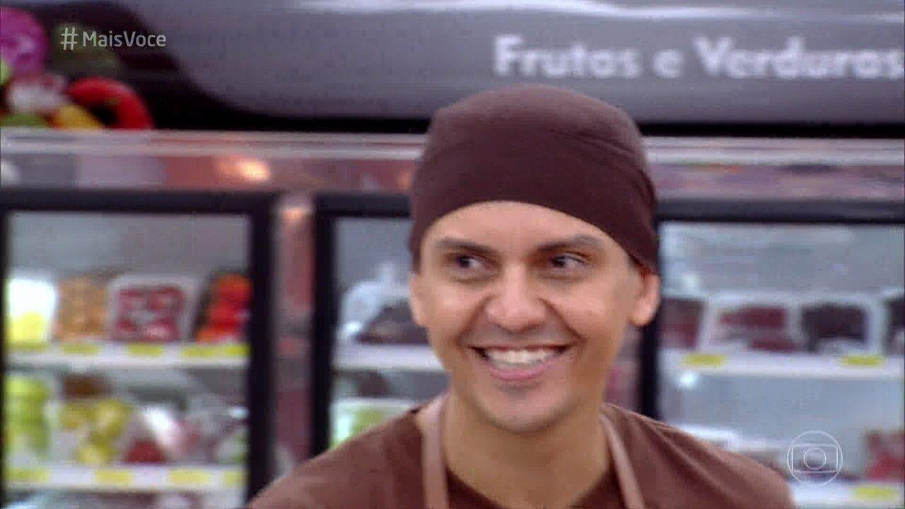 João é eliminado do 'Fecha a Conta Bolo'