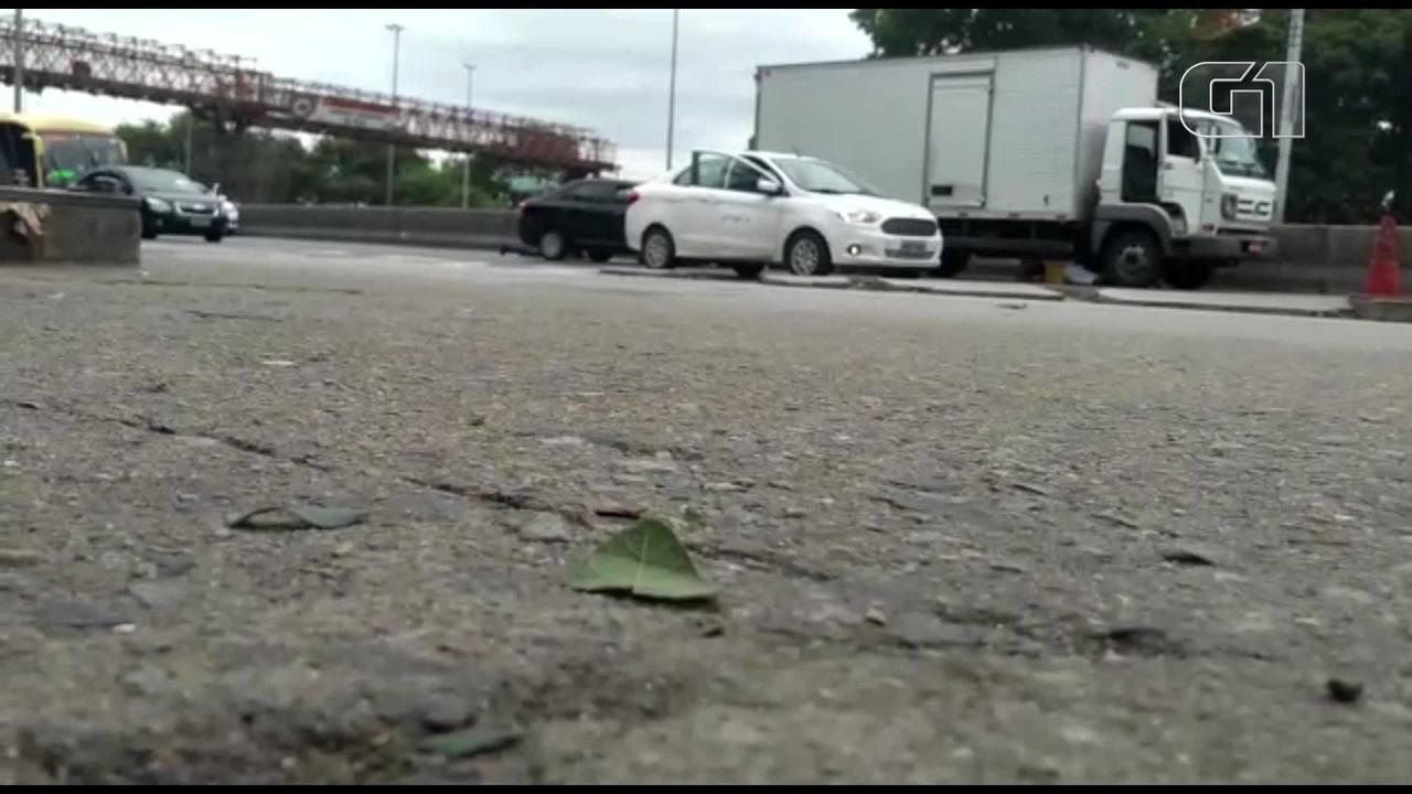 Tiroteio assusta pedestres e motoristas e fecha Av. Brasil, na Zona Norte do Rio