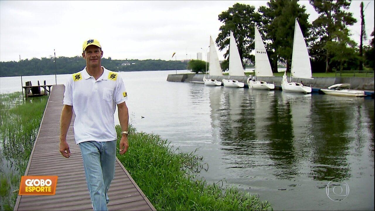 Bicampeão olímpico, Robert Scheidt desiste de aposentadoria para tentar medalha em Tóquio