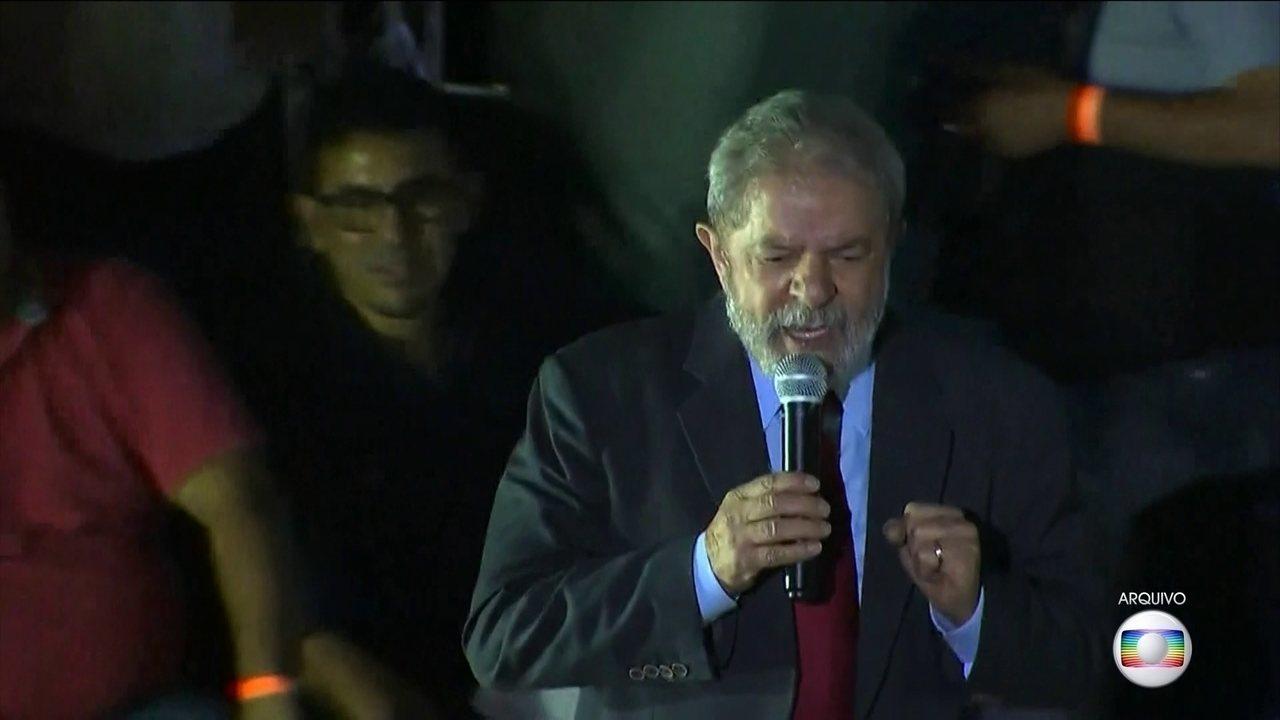 Lula é condenado a 12 anos e 11 meses de prisão no processo do sítio de Atibaia