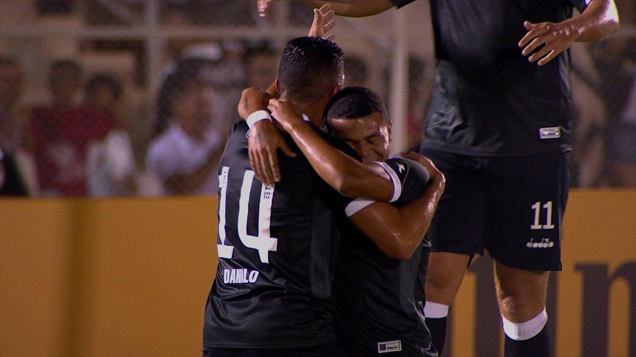 Melhores momentos de Juazeirense 2 x 2 Vasco pela Copa do Brasil 2019: Balotelli fez gol e sofreu pênalti