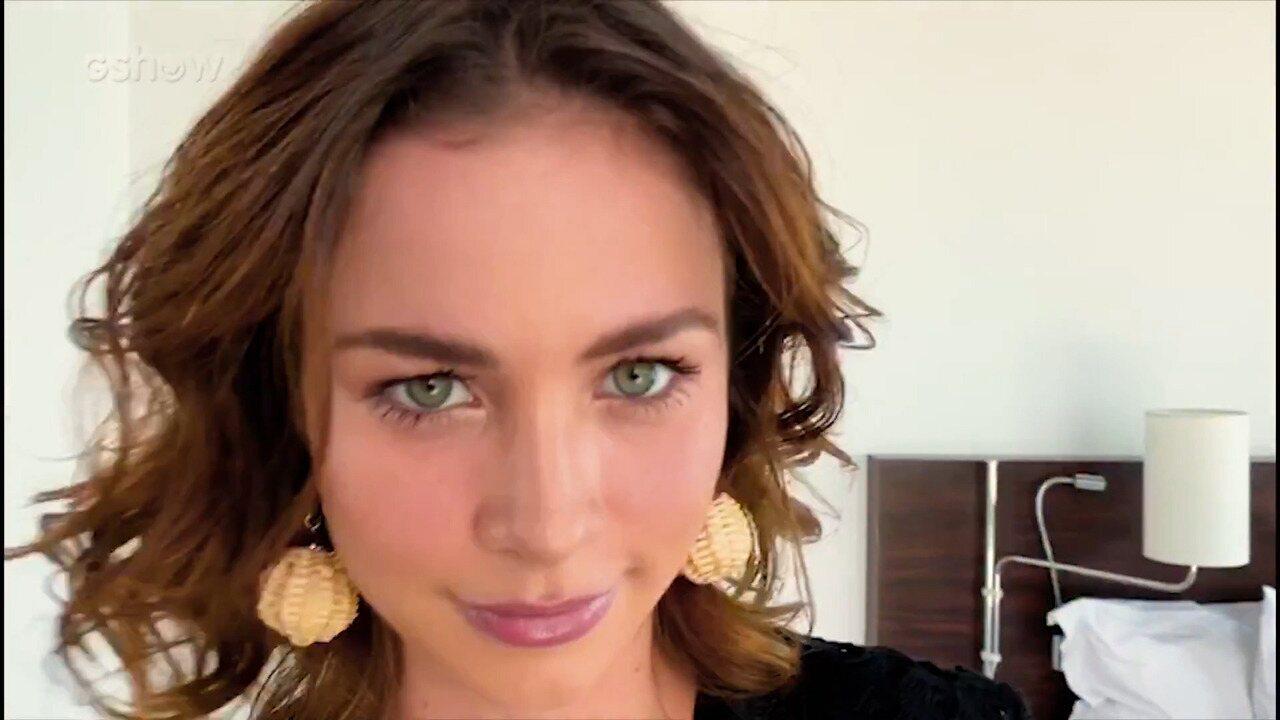 Laryssa Ayres revela seus truques de maquiagem
