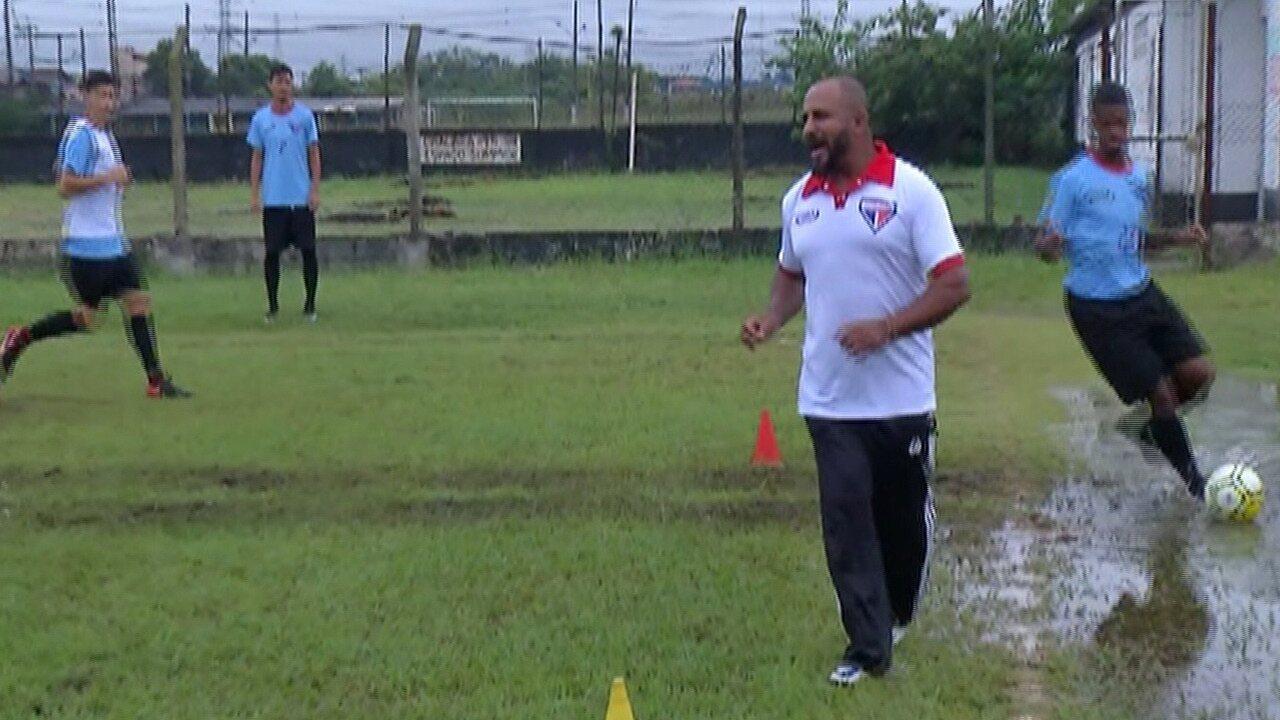 Usac se prepara para voltar à disputa do Paulista da Segunda Divisão
