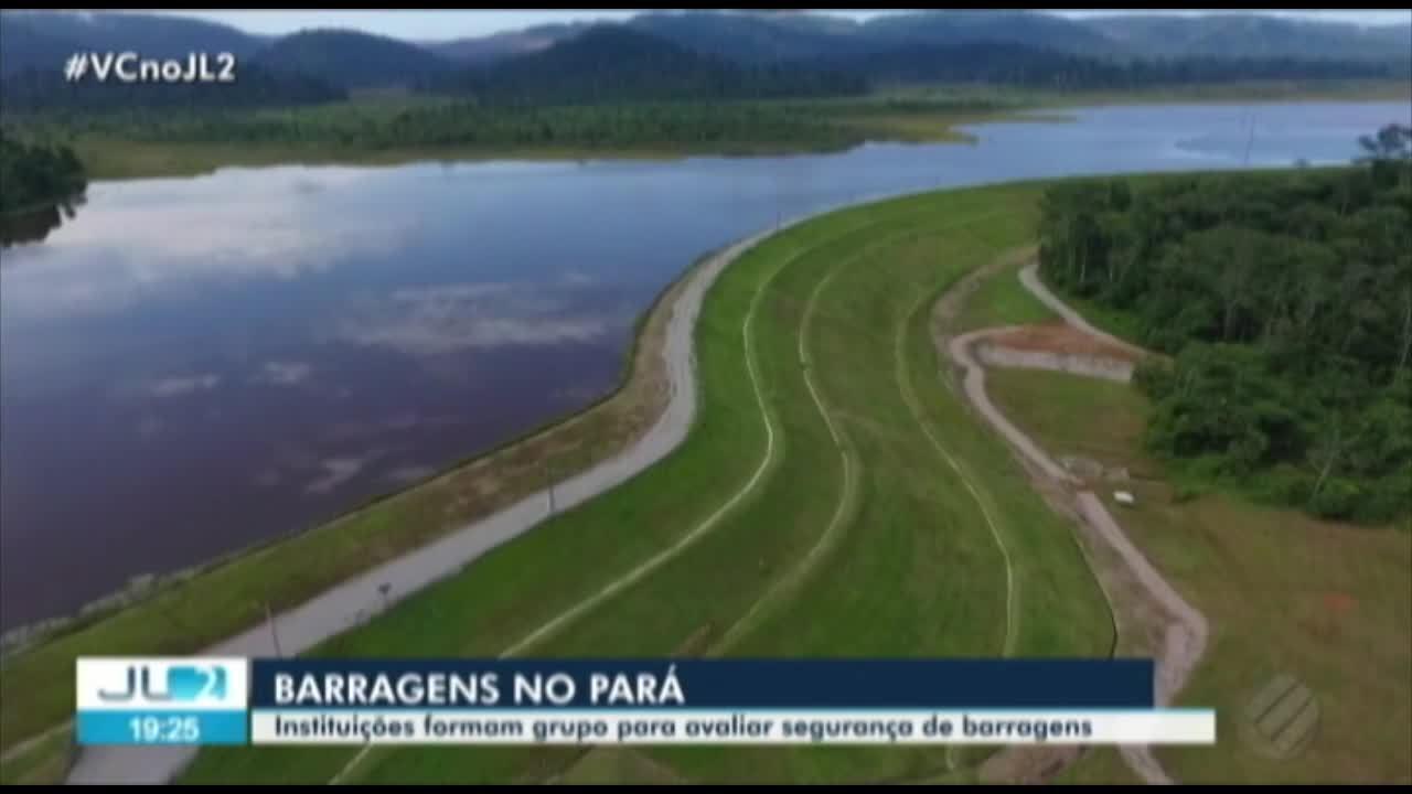 No Pará, grupo de trabalho realiza reunião técnica para tratar das barragens no estado