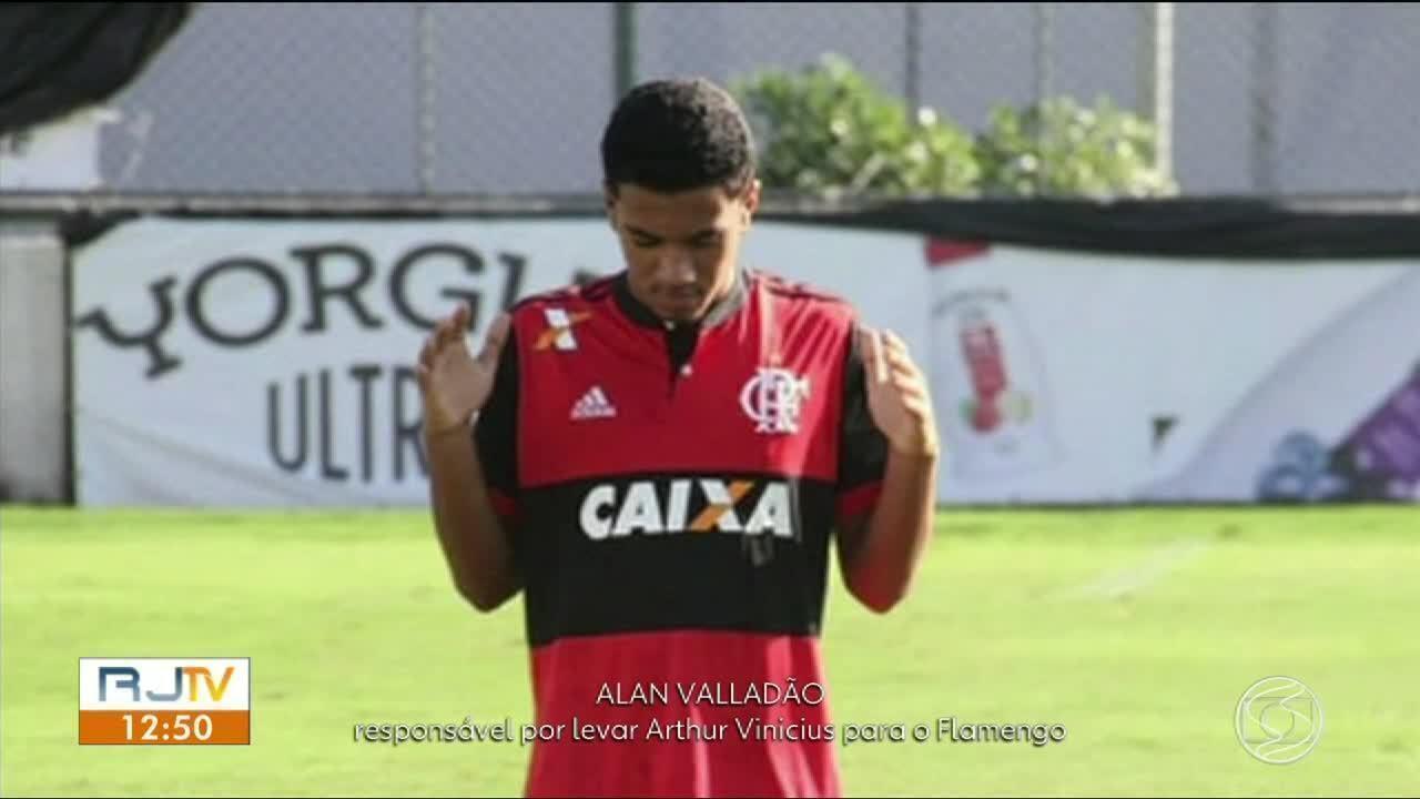 Jogador de Volta Redonda está entre os mortos do incêndio no Flamengo