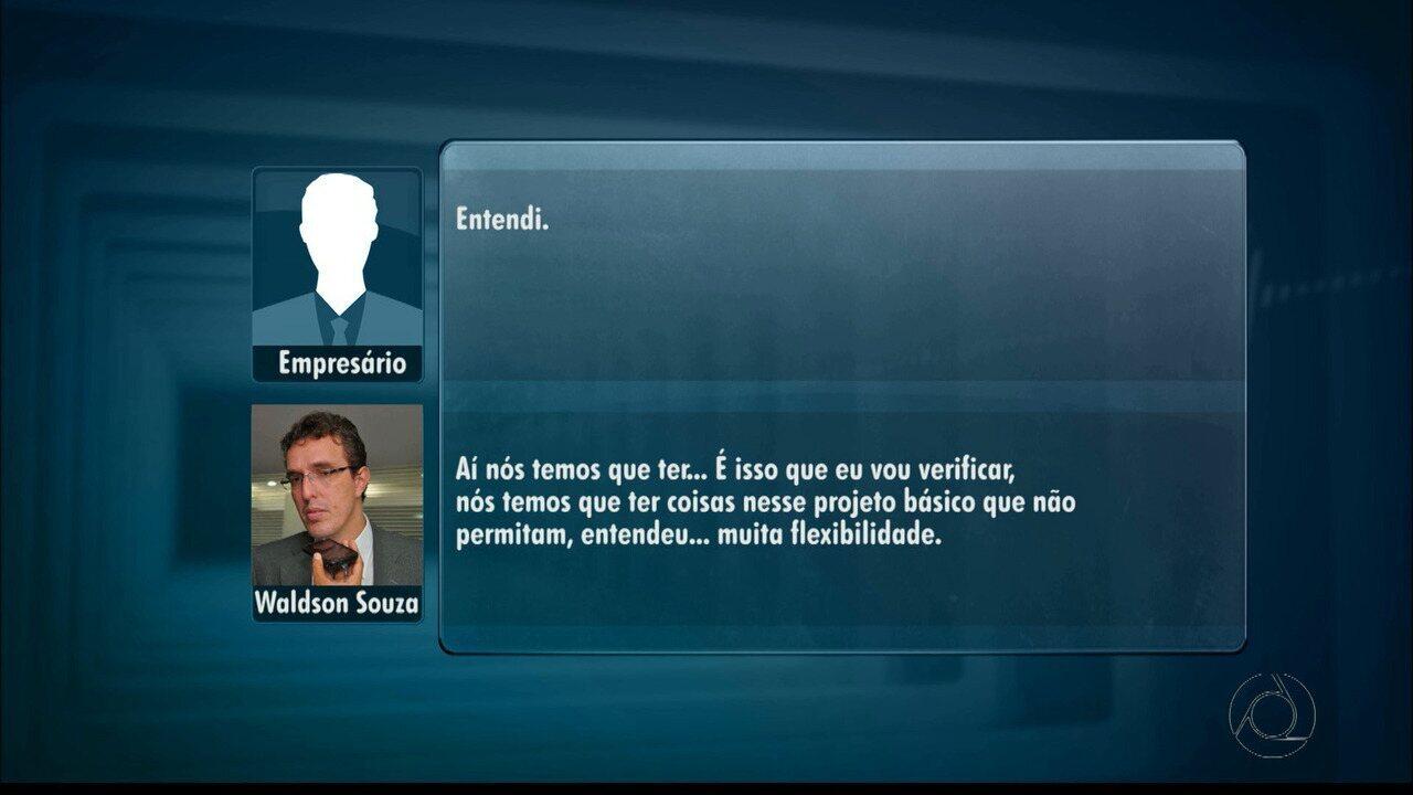 Áudios revelam suposto acordo para fraudar licitações no Governo do Estado da Paraíba