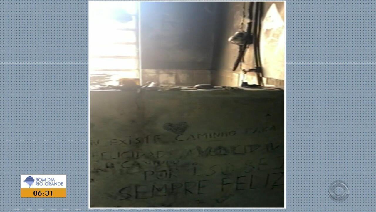 Incêndio atinge penitenciária feminina de Porto Alegre