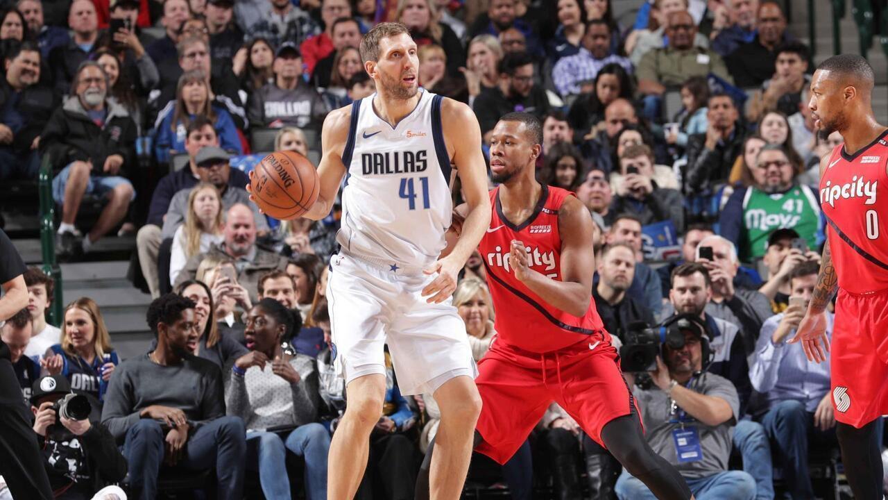 Melhores momentos: Portland Trail Blazers 101 x 102 Dallas Mavericks pela NBA