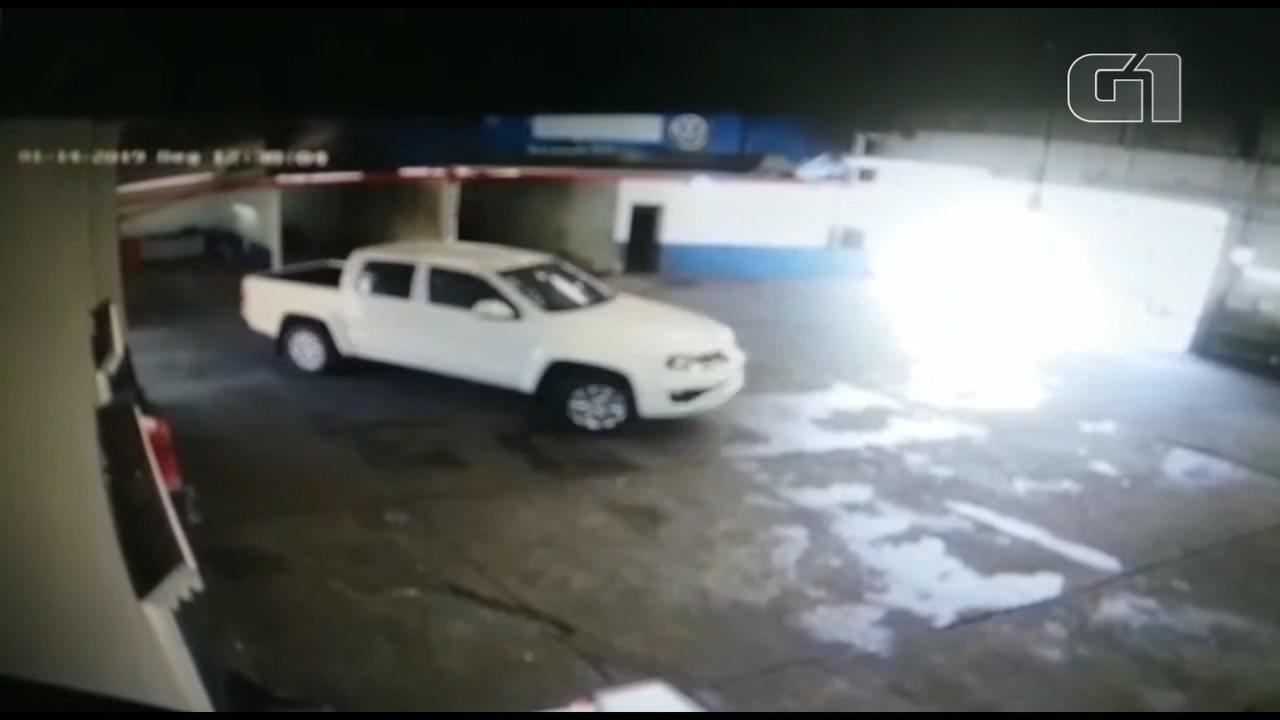 Operação prende suspeito de furtar veículos 0 km de concessionárias em Curitiba