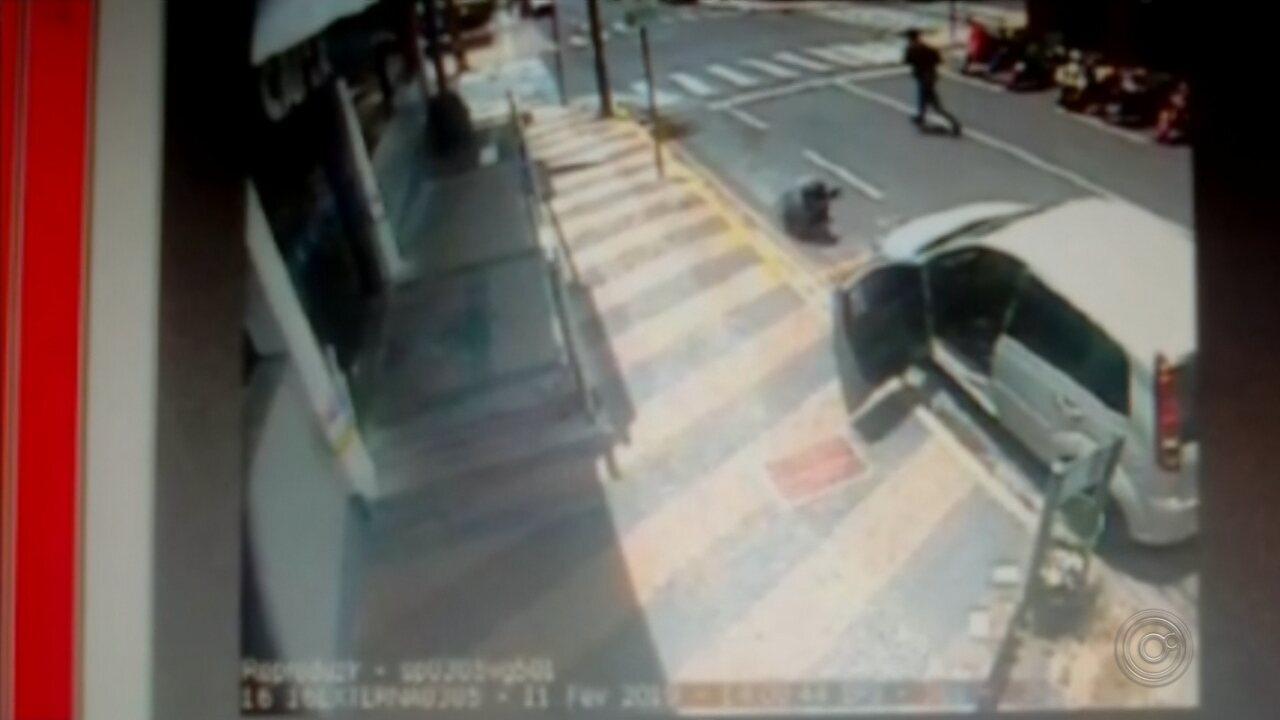 Empresário morre baleado durante assalto de malote em Garça