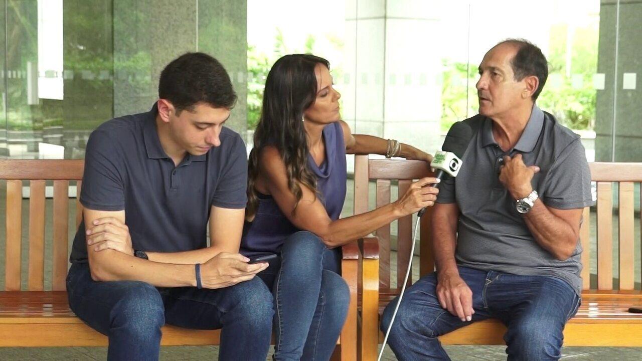"""Muricy critica seguidas trocas de técnicos no São Paulo: """"Não tem uma identidade"""""""