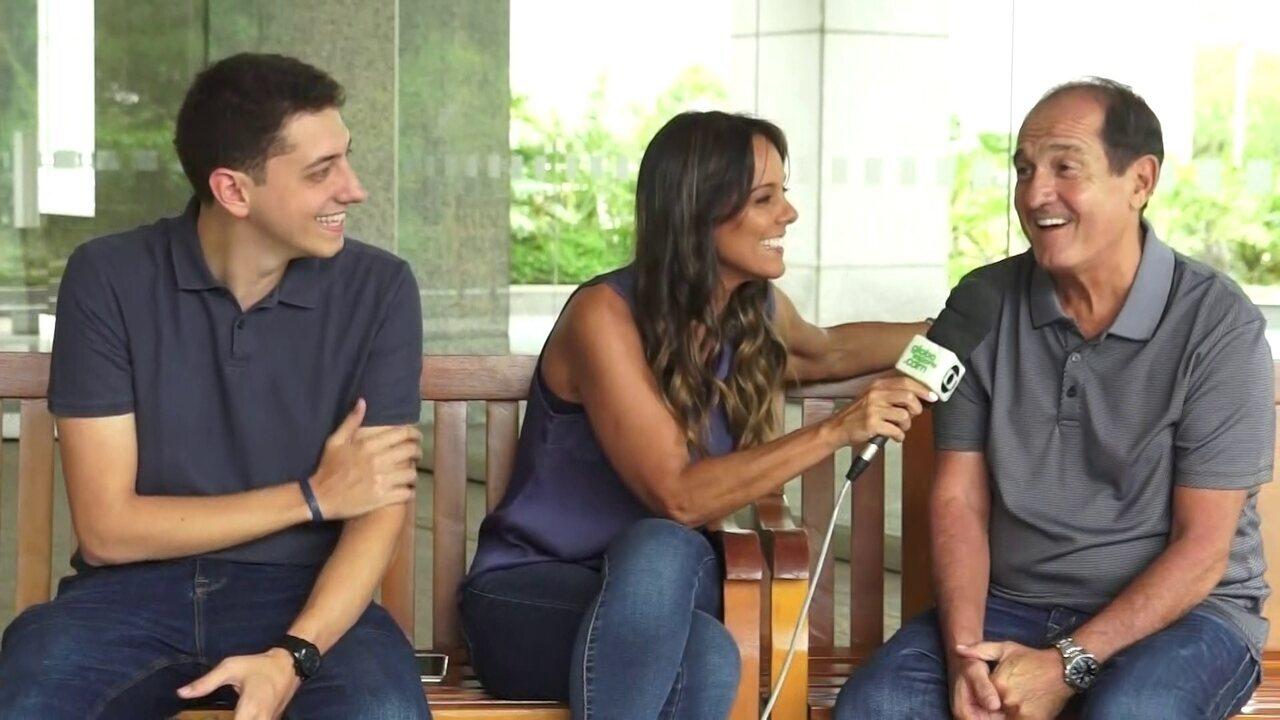 Assista na íntegra ao bate-papo com Muricy Ramalho no GloboEsporte.com