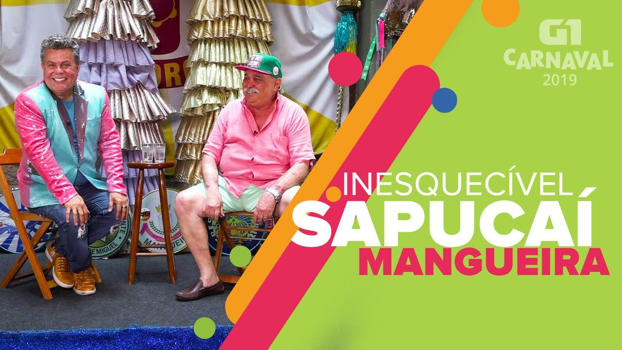 Inesquecível Sapucaí: Mangueira Supercampeã