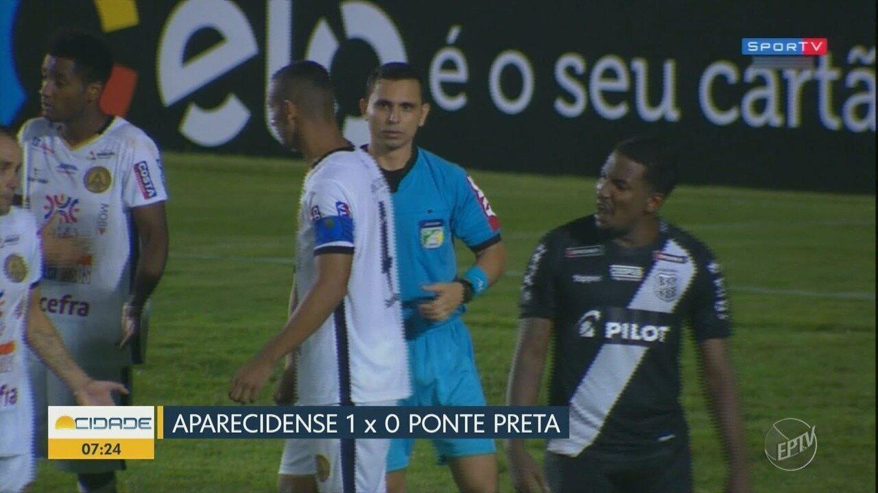 Com confusão da arbitragem e gol anulado, Ponte Preta é eliminada na Copa do Brasil