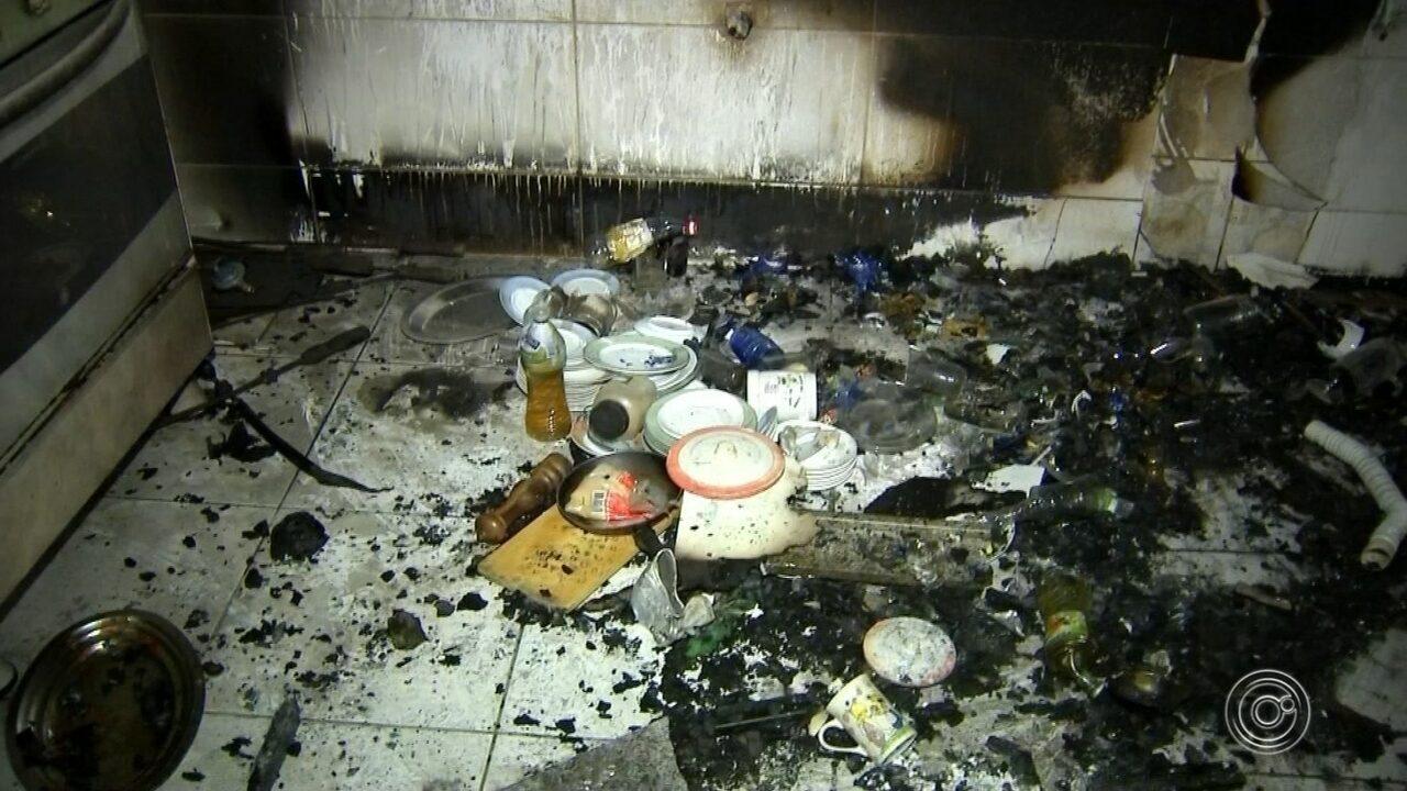 Polícia Civil de Boituva investiga incêndio que deixou jovem com queimaduras graves