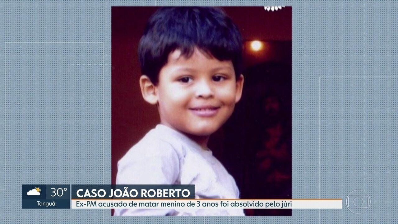 Justiça absolve ex-PM acusado de matar João Roberto, há 11 anos