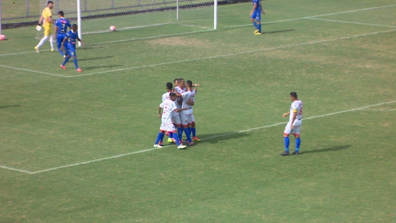Veja o gol de Fast 1 x 0 Penarol, pelo Amazonense
